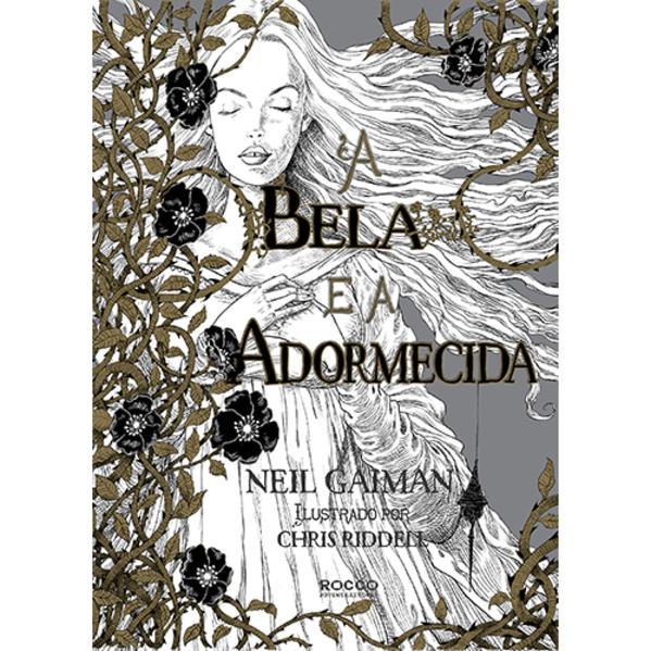 Bela e a Adormecida, A, livro de Neil Gaiman