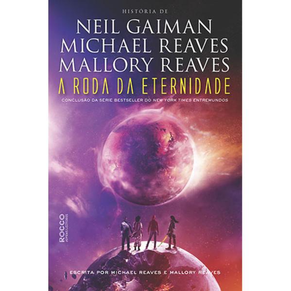 A Roda da Eternidade, livro de Neil Gaiman
