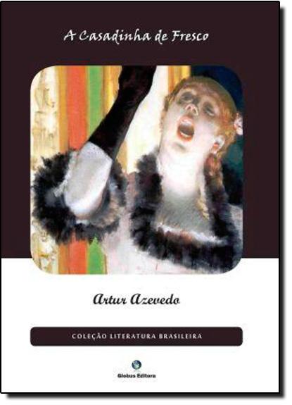 Casadinha de Fresco, A, livro de Artur Azevedo