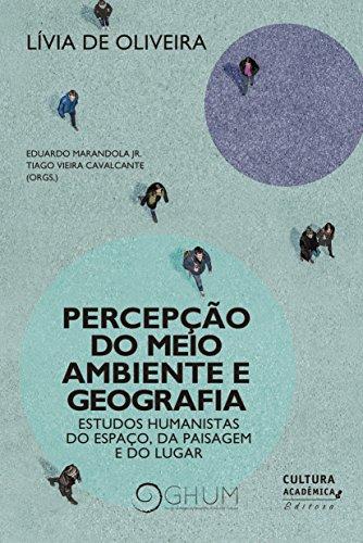 Percepção do meio ambiente e geografia, livro de Lívia de Oliveira