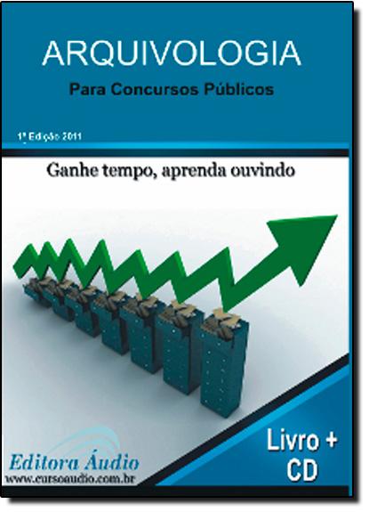 Arquivologia - Audiolivro, livro de Rubens Souza