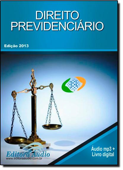 Direito Previdenciário, livro de Audio Editora