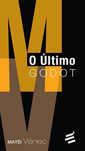 O Último Godot, livro de Matéi Visniec