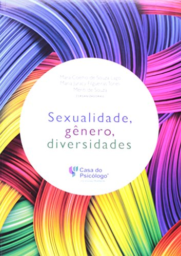 Sexualidade, Gênero, Diversidades, livro de Mara Coelho de Souza Lago
