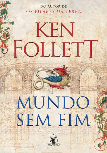 Mundo sem Fim, livro de Ken Follett