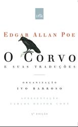 O corvo e suas traduções, livro de Ivo Barroso