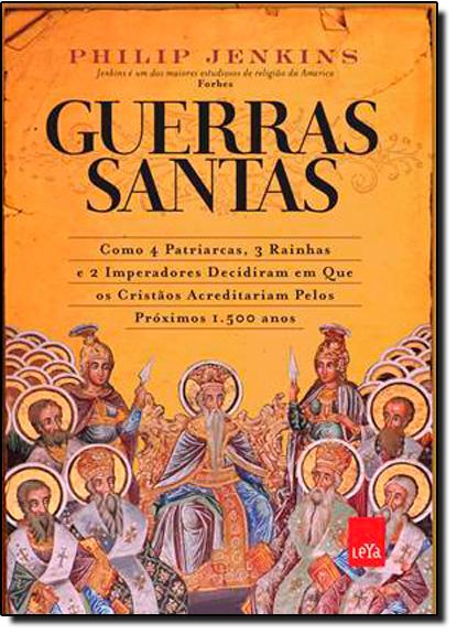 Guerras Santas, livro de Philip Jenkins