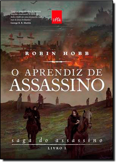 Aprendiz de Assassino, O - Vol.1 - Trilogia Saga Do Assassino, livro de Robin Hobb