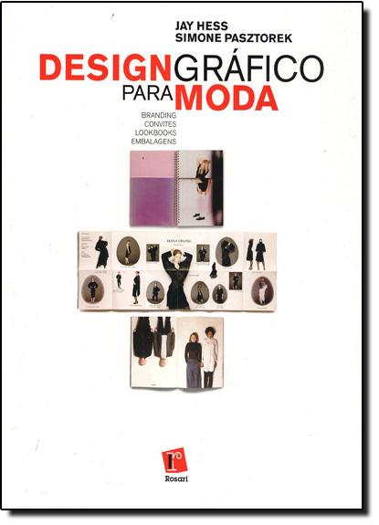 Design Gráfico Para Moda, livro de Simone Pasztorek