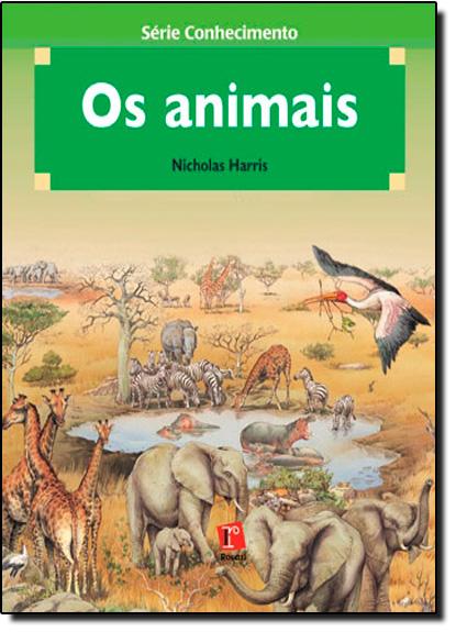 Animais, Os, livro de Nicholas Harris