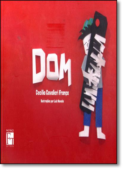 Dom, livro de Maria Cecilia Cavalieri