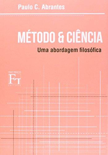 Método e Ciência, livro de Paulo C. Abrantes