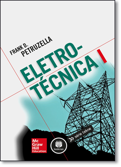 Eletrotécnica I, livro de Frank D. Petruzella
