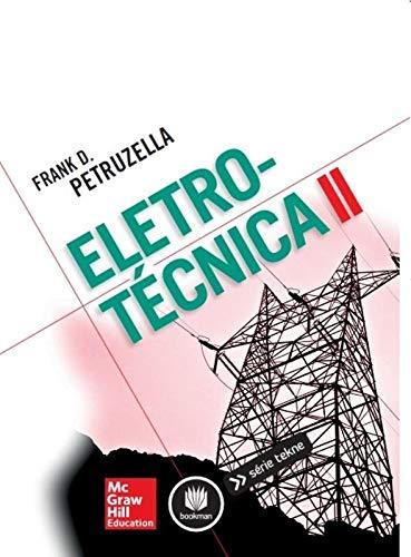 Eletrotécnica II, livro de Frank D. Petruzella