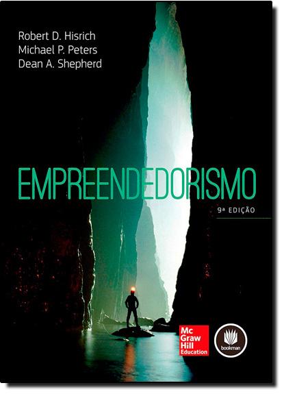 Empreendedorismo, livro de Robert D. Hisrich