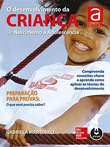 Desenvolvimento da Criança, O, livro de Gabriela Martorell