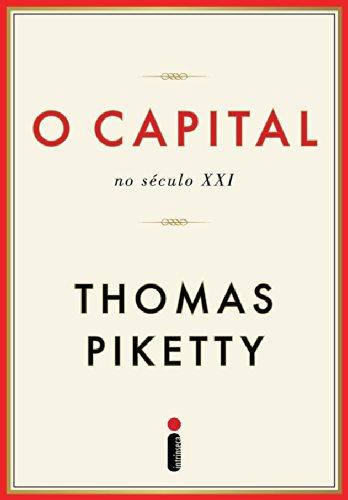 O Capital no Século XXI, livro de Thomas Piketty