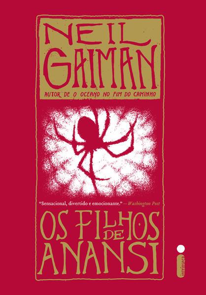 Filhos de Anansi, Os, livro de Neil Gaiman