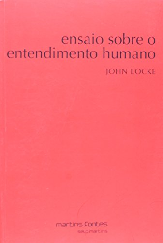 Ensaio sobre o entendimento humano, livro de John Locke