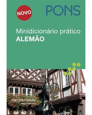 Minidicionário prático alemão - Pons, livro de Pons