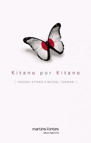 Kitano por Kitano, livro de Takeshi Kitano, Michel Temman