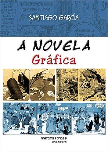 A Novela Gráfica, livro de Santiago García