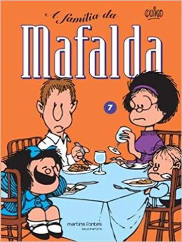 Mafalda - A Família da Mafalda - Volume 7, livro de Joaquín Salvador Lavado (Quino)