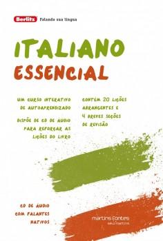 Italiano essencial + CD, livro de Berlitz