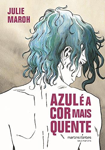 Azul É a Cor Mais Quente, livro de Julie Maroh