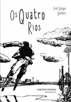 Quatro rios, Os, livro de Fred Vargas