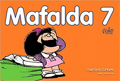 Mafalda - Mafalda Nova - Volume - 7, livro de Joaquín Salvador Lavado (Quino)