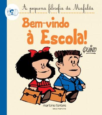 Bem-vindo à escola!, livro de Quino