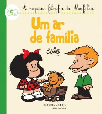 Um ar de família, livro de Quino