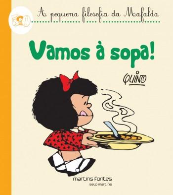 Vamos à sopa!, livro de Quino