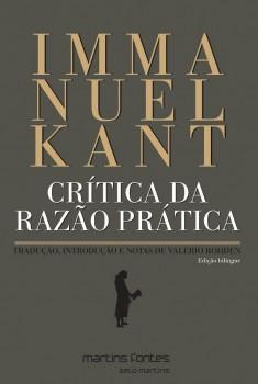 Crítica da razão prática - Edição bilíngue (2ª edição), livro de Immanuel Kant