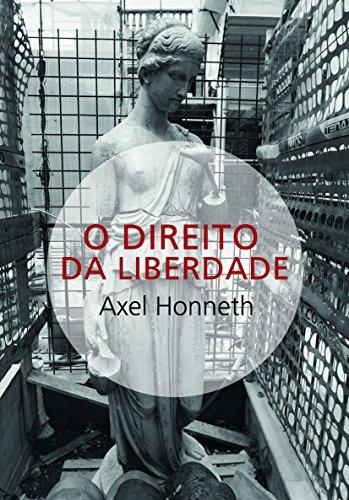 DIREITO DA LIBERDADE, O, livro de Axel Honneth