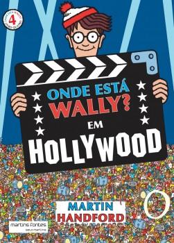 Onde está Wally? - Em Hollywood, livro de Martin Handford