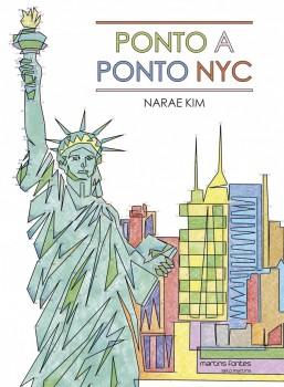 Ponto a ponto NYC, livro de Narae Kim