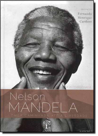 Longa Caminhada Até a Liberdade, livro de Nelson Mandela