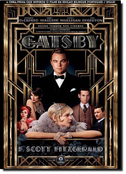 Grande Gatsby, O - Edição Bilíngue, livro de F. Scott Fitzgerald
