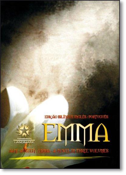 Emma - Edição Bilíngue Inglês - Português, livro de Jane Austen