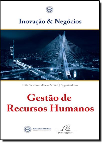 Gestão de Recursos Humanos, livro de Leila Rabello