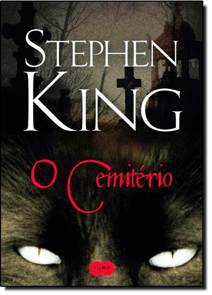 Cemitério, O, livro de Stephen King