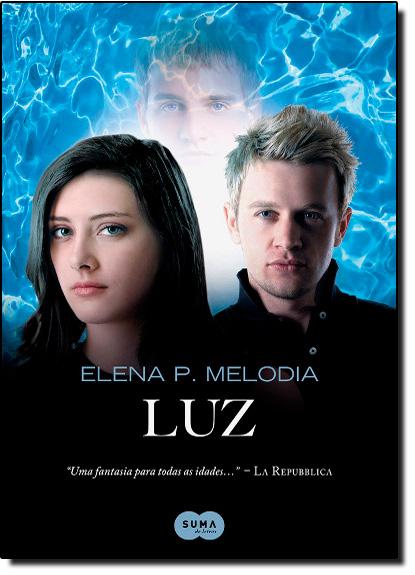 Luz, livro de Elena P. Melodia