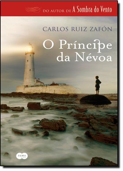 Príncipe da Névoa, O, livro de Carlos Ruiz Zafon