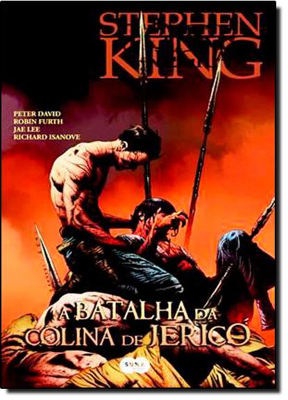 Torre Negra, A: A Batalha da Colina de Jericó - Em H Q - Vol.5, livro de Stephen King