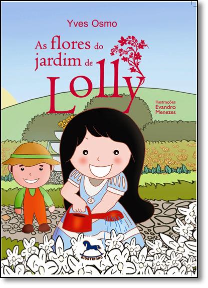 Flores do Jardim de Lolly, As, livro de Yves Osmo