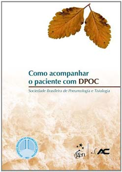 Como acompanhar o paciente com DPOC, livro de Sociedade Brasileira de Pneumologia e Tisiologia