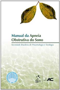 Manual da apneia obstrutiva do sono, livro de Sociedade Brasileira de Pneumologia e Tisiologia