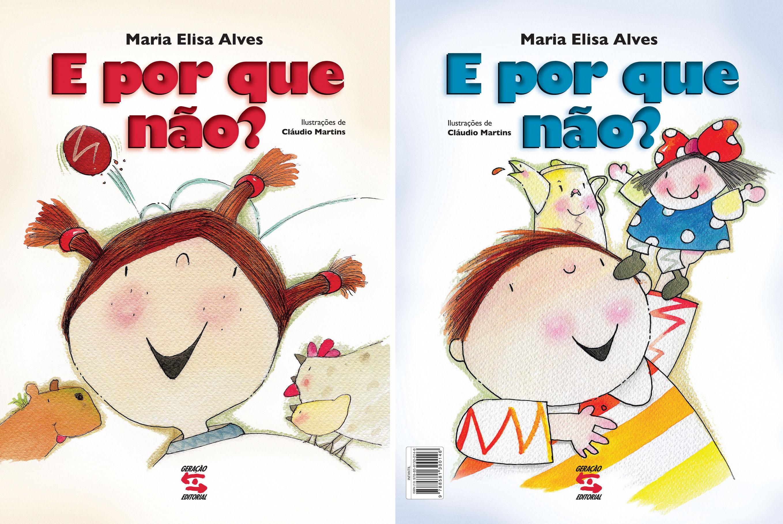 E Por Que Não?, livro de Maria Elisa Alves